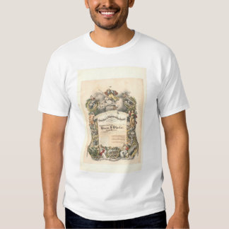 Committee of Vigilance of San Francisco (1825A) Tee Shirt