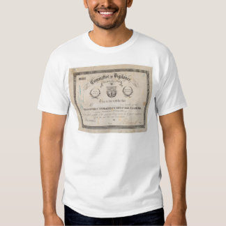 Committee of Vigilance, San Francisco (2539A) T Shirt