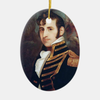 Commodore Stephen Decatur Ceramic Ornament