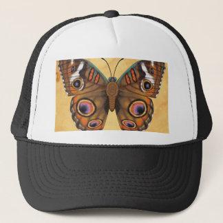 Common Buckeye Butterfly Trucker Hat