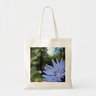 Common Chicory Budget Tote Bag