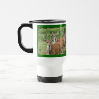 Common Eland Travel Mug