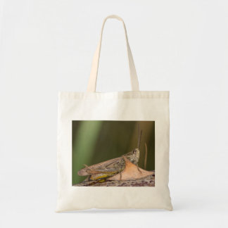 Common Field Grasshopper Tote Bag