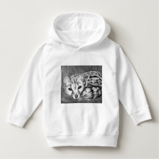 Common Genet Toddler Hoodie
