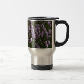 Common Heather (Calluna vulgaris) Travel Mug