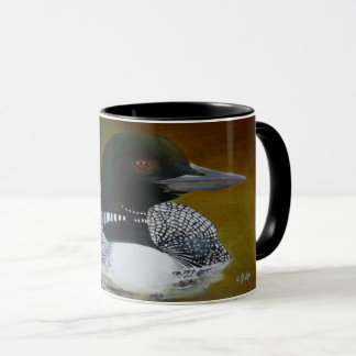 Common Loon Coffee Mug