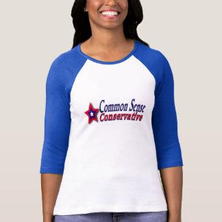 Common Sense Conservative T-Shirt