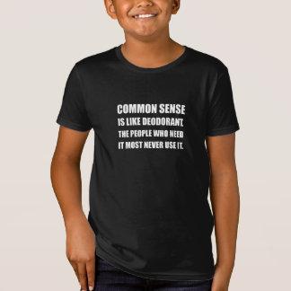 Common Sense Deodorant T-Shirt