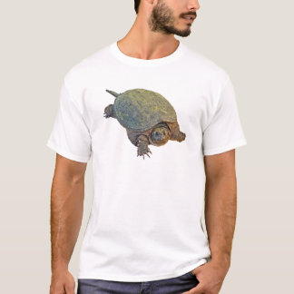 Common Snapping Turtle - Chelydra serpentina T-Shirt