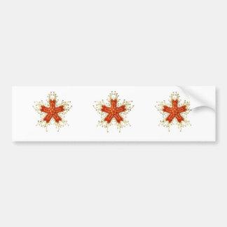 Common Starfish Bumper Sticker
