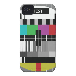 Common Test the PAL TV iPhone 4 Case-Mate Case