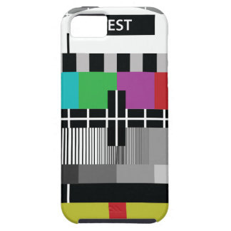 Common Test the PAL TV iPhone 5 Case