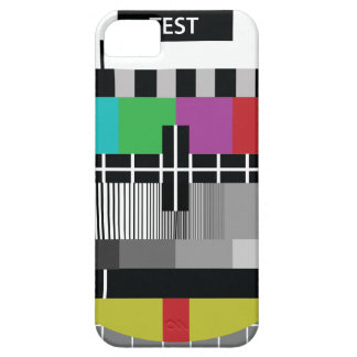 Common Test the PAL TV iPhone 5 Cover