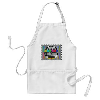 Common Test the PAL TV Standard Apron