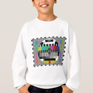 Common Test the PAL TV Sweatshirt