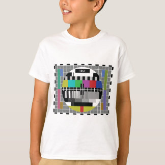 Common Test the PAL TV T-Shirt