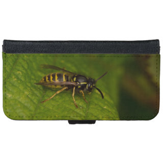 Common Wasp iPhone 6 Wallet Case