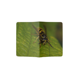 Common Wasp Passport Holder