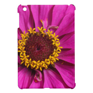 Common zinnia (Zinnia elegans) Cover For The iPad Mini