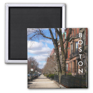 Commonwealth Avenue Magnet