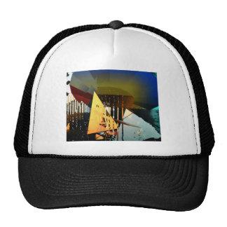 communication breakdown trucker hats