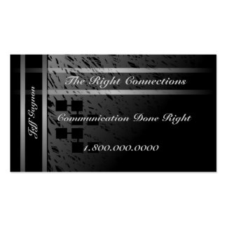 Communication Connection Pack Of Standard Business Cards