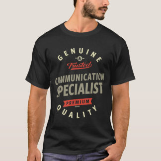 Communication Specialist T-Shirt