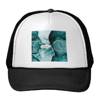 Communication Trucker Hat