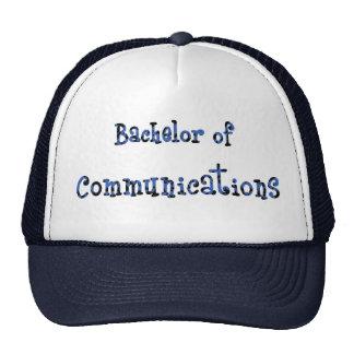 Communications Cap