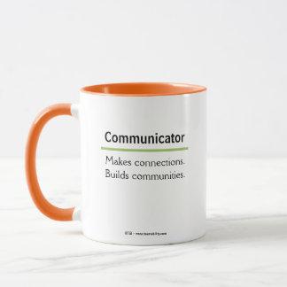 Communicator Mug