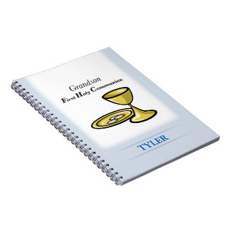 Communion Body and Blood Grandson Notebooks