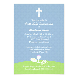 Communion Bread of Life Card