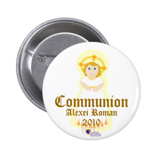 Communion Button- Customize