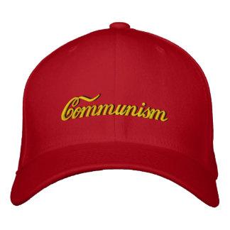 Communism Embroidered Hat