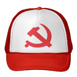 communism hat trucker hat