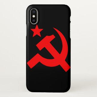Communism iPhone X Case