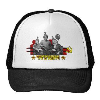 Communism It's a Party Trucker Hats