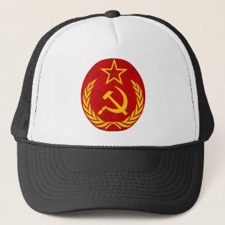 communism Russian symbol Trucker Hat