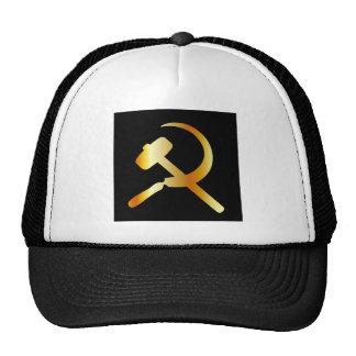 Communism Symbol Cap