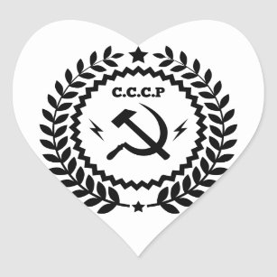 Hammer And Sickle Stickers Zazzle Au