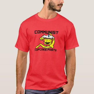 Communist Cupcake Party T-Shirt