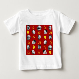 Communist Leaders Baby T-Shirt