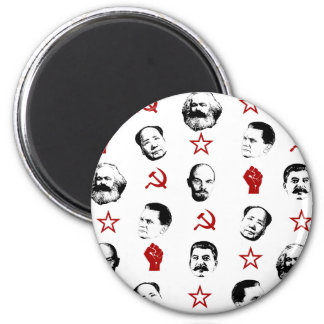 Communist Leaders Magnet