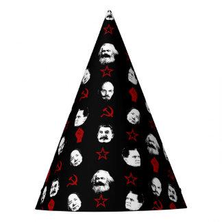 Communist Leaders Party Hat