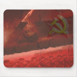 Communist Mouse Pad