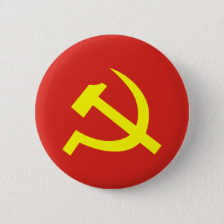 Communist Party Of Vietnam, Colombia Political 6 Cm Round Badge