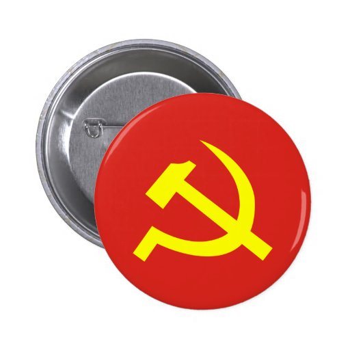 Communist Party Of Vietnam, Colombia Political Buttons