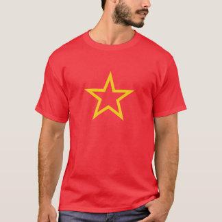 Communist Star Men's Shirt