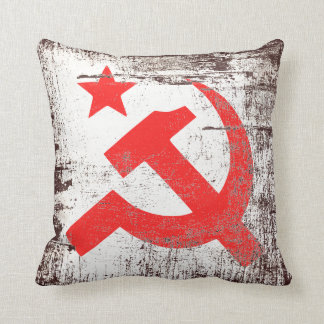 Communist Symbol Cushion