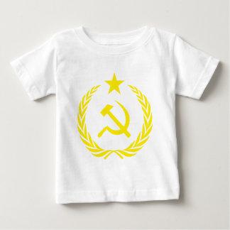 Communiste Cold War Flag Baby T-Shirt
